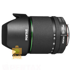 NEW PENTAX DA 18-135mm F/3.5-5.6 ED AL [IF] DC WR 4 K-5 K-3 K-50 K-5II