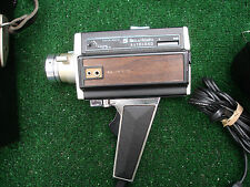 Camera Bell & Howell Filmosound 8 Autoload Vintage 8mm Movie Camera Works Well