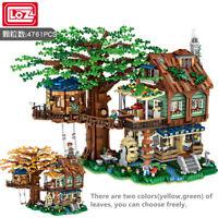4761pcs LOZ mini Blocks Kids Building Toys Teens Puzzle 1033 Treehouse (no box