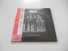 "Kiss ""Dressed to Kill"" Japan cd Paper Sleeve edition New Factory Sealed"
