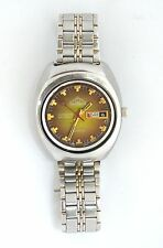 Seltene Vintage Mondaine Automatic 25 Jewels Swiss Made Armbanduhr serviced Datum