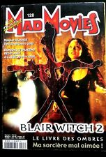 ▬►MAD MOVIES n°128; Blair Witch 2/ Dossier Hammer/ Red Planet/ Donjons & Dragons