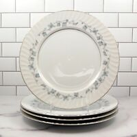 "Mikasa Encino 212 Set of 4 Dinner Plate Dinnerware Tableware Japan 2.75"" (7cm)"