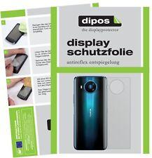 5x Schutzfolie für Nokia 8.3 Rückseite Display Folie matt Displayschutzfolie