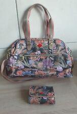 Oilily ♡ Tasche Flower Field ♡ wie NEU ♡ inkl. Portemonnaie ♡ auch Wickeltasche