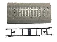 Roco H0 42660 Gleisbettung für Flexgleis mit Holzschwellen - NEU + OVP