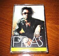 Pras Ghetto Suparstar MADE IN BULGARIA Cassette Bulgarian Edition 1998 New Rare