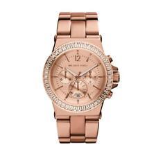 Michael Kors MK5412 Dylan Ladies Chronograph Rose Gold Quartz Watch