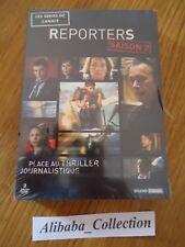 // NEUF Coffret DVD ** Reporters - Saison 2 * SERIE CANAL + THRILLER JOURNALISME