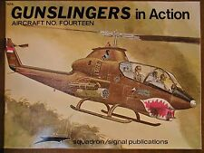 Squadron Gunslingers In Action Vietnam Helicopters 1/72 1/48 1/32 NEW OOP