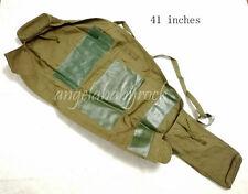 SURPLUS BAG CHINESE PLA 56 TYPE AK BAG CANVAS GUN CASE POUCH SKS COVER BAG-0253