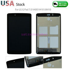 Fit For LG G Pad 7.0 V400 V410 UK410 LCD Touch Screen Digitizer Replacement USPS