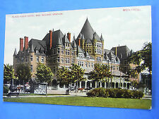Quebec Printed Collectable Canadian Postcards