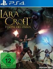 Playstation 4 Lara Croft und der Tempel des Osiris Neuwertig
