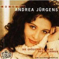 """ANDREA JÜRGENS """"MOMENTE"""" CD NEUWARE"""