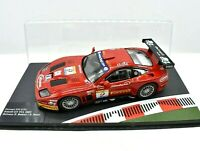 Models Car Ferrari Racing Collection Scale 1/43 diecast 575 GTC Estoril IXO