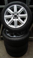 4 MINI Winterräder Rib Spoke R115 195/55 R16 87H M+S R55 R56 R57 R58 R59 TOP