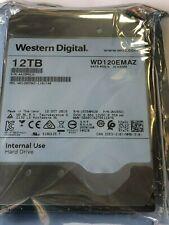 "Western Digital WD RED WD120EMAZ 12TB 5400RPM 256MB 3.5"" Hard Drive NAS NEW"