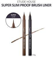 [Etude House] Super Slim Proof Brush Liner 0.6g /Korea Best