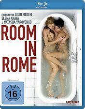 Room in Rome BLU-RAY Import BRAND NEW - USA Compatible