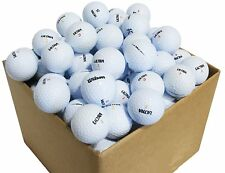10 Dozen Ultra Near Mint Recycled Used Golf Balls + FREE POKER CHIP BALL MARKER