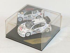 1/43 Peugeot 206 WRC  Esso Ultron   Test Car 1999  #99 Delecour/Panizzi/Gronholm