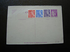 FRANCE - 1 carte entier (date 546) (cy37) french (A)