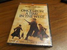 Once Upon a Time in the West (Dvd, 2-Disc Special Collector's Edition) Sealed