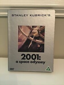 2001 - A Space Odyssey (DVD) RARE LIMITED EDITION BOX SET STANLEY KUBRICK
