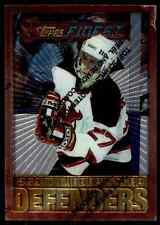 1995-96 Topps Finest Scott Niedermayer #103