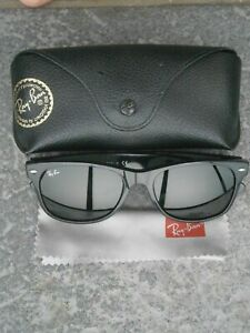 RAY BAN RB 2132 NEW WAYFARER MENS SUNGLASSES.MADE IN ITALY.