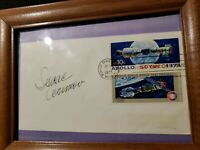 ISAAC ASIMOV SIGNED NASA SPACE HISTORY APOLLO SOYUZ FIRST DAY OF ISSUE STAMPS