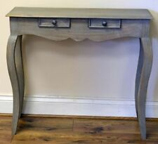 Solid Wood French Country Console Tables