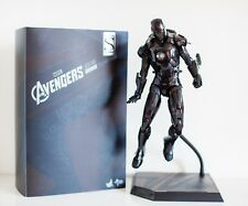 Hot Toys Avengers Iron Man Mark VII 7 Stealth Mode MMS282 SIDESHOW EXCLUSIVE