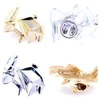 Super Paper mignon pliage origami lapin Broche , broche , plusieurs couleurs