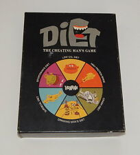 Diet The Cheating Mans Game 1972 Dynamic Design Industries Complete