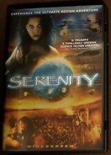 Serenity (Dvd, 2005, Anamorphic Widescreen) For Firefly fans