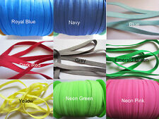 "10y 1/4"" Skinny Elastic For Headband U PICK-L023-1"