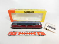 CE248-1# Fleischmann H0/DC 4235 Diesellok/Diesellokomotive 221 111-8 DB, OVP
