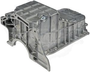 Dorman 264-482 Engine Oil Pan For Select 99-07 Chevrolet GMC Workhorse Models