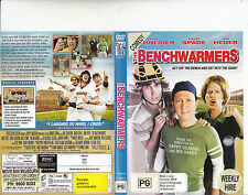 The Benchwarmers-2006-Rob Schneider-Movie-DVD
