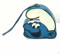 Smurfs Figure AM Radio with Straps VINTAGE NOVELTY Collectible Cartoon
