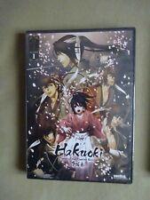 Anime DVD Hakuoki demon of the fleeting blossom complete season 1  R1