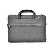 "Denim Fabric Gray Sleeve Bag Case for All 13"" Macbook /Air /Pro /Chromebook"