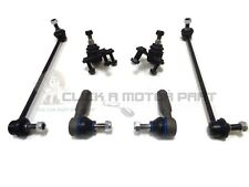 VW Touran Anteriore 2 inferiori giunti a sfera 2 Collegamento Anti Roll Bar 2 Pista Esterna Rod Ends
