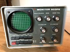 Yaesu YO-100 YO100 Monitor Scope HF Ham CB #2