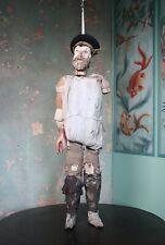 19th Century Sicilian Italian Marionette Folk Art Puppet Antique