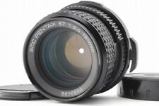 RARE!!【MINT】 PENTAX SMC P 67 105mm F/2.4 MF Lens for 6x7 67 II From Japan #715