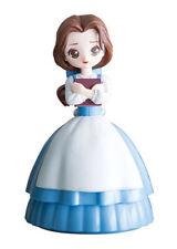 Bandai Disney Princess Capchara Heroine Doll 5 Figure Beauty and the Beast Belle