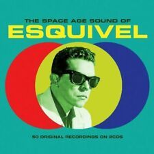 The Space Age Sound of Esquivel 50 Original Recordings 2 CDs Lets Dance More